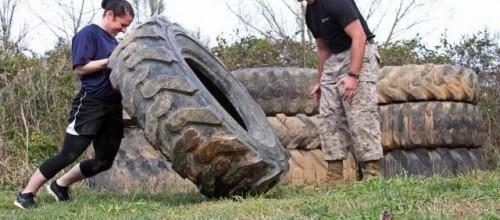 Boot Camp, i Marines del fitness estremo sbarcano in città